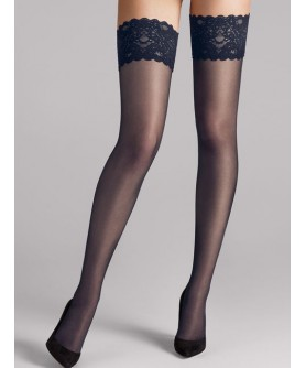 STAY-UP WOLFORD SATIN TOUCH 20 DENIERS