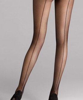 Collant WOLFORD INDIVIDUAL 10 BACK SEAM