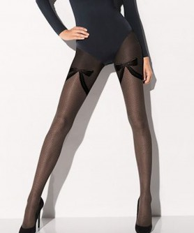 Collants WOLFORD ROMANCE TIGHTS