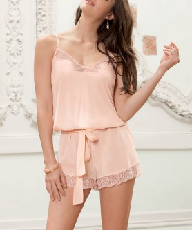 Combi-short LISE CHARMEL RAFFINEMENT PRECIEUX FINITION ROSE