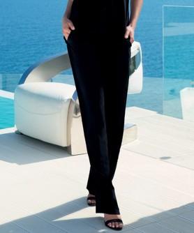 Pantalon LISE CHARMEL FANTAISIE ROMAINE NOIR