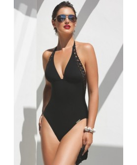 COLLECTION LISE CHARMEL AJOURAGE COUTURE NOIR