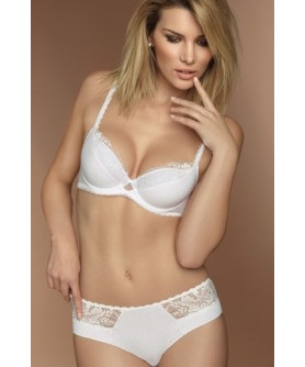 COLLECTION ANTINEA DE LISE CHARMEL CLASSE COTON BLANC
