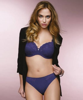 -60% COLLECTION ANTINEA DE LISE CHARMEL ATTRACTION DECO BLEU DECO