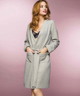 -50% COLLECTION ANTINEA DE LISE CHARMEL INSTANTS COSY CHINE GRIS