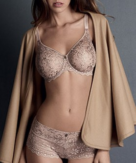 COLLECTION EMPREINTE CASSIOPEE ROSE SAUVAGE