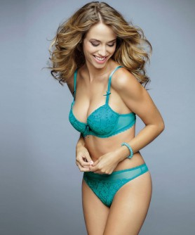 -50% COLLECTION ANTINEA DE LISE CHARMEL COURBES PERSANES TURQUOISE OCEAN
