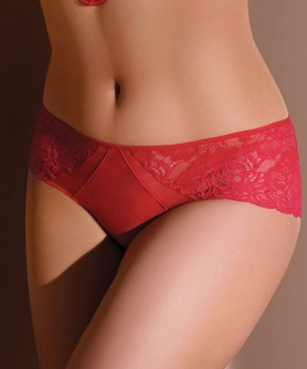 Shorty ANTINEA DE LISE CHARMEL TENDRE CAPTURE ROUGE