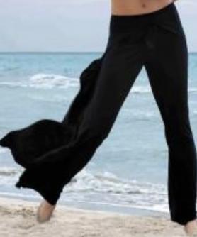 Pantalon ANTIGEL DE LISE CHARMEL LA PRETE A LIKER NOIR
