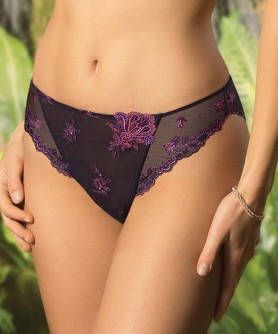 Slip séduction LISE CHARMEL FORET LUMIERE FORET POURPRE