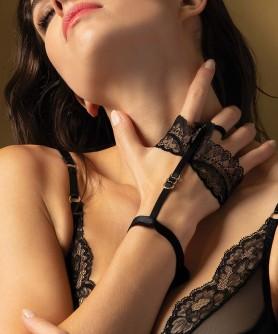 Bracelet LISE CHARMEL NOUVEL EROS NOIR