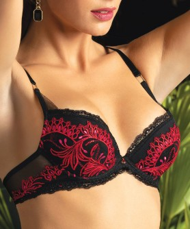 Soutien-gorge push-up LISE CHARMEL INVITATION SEXY SEXY FLASH