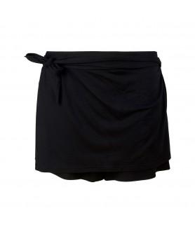 Short jupe ANTIGEL LA CHIQUISSIMA NOIR