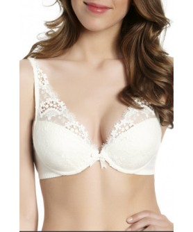 Soutien-gorge push-up triangle