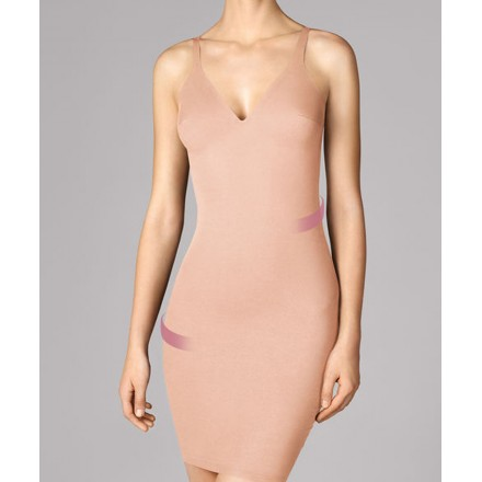 Robe WOLFORD COTTON CONTOUR FORMING