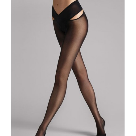 Collant WOLFORD INDIVIDUAL 12 STAY-HIP TIGHTS