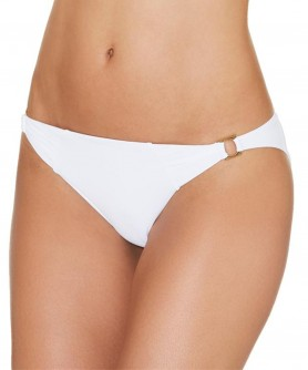 Slip de bain mini-coeur AUBADE GLAM COCKTAIL WHITE