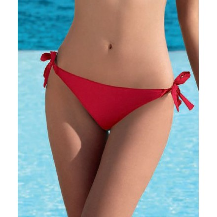 Slip de bain bikini LISE CHARMEL AJOURAGE COUTURE AJOURAGE ROUGE