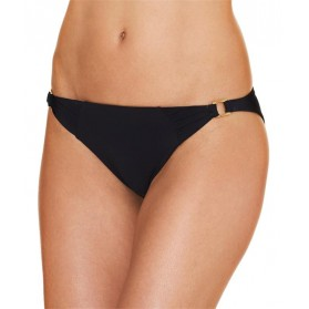 Slip de bain mini-coeur AUBADE GLAM COCKTAIL NOIR