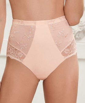 Culotte gainante LISE CHARMEL RAFFINEMENT PRECIEUX FINITION ROSE