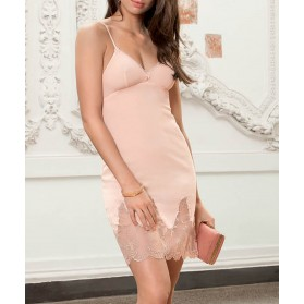 Nuisette charme LISE CHARMEL RAFFINEMENT PRECIEUX FINITION ROSE