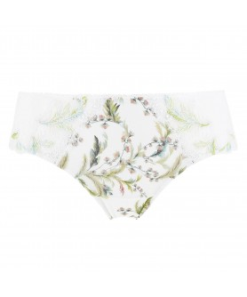Shorty LISE CHARMEL AURA TROPICAL BLANC EXOTIQUE
