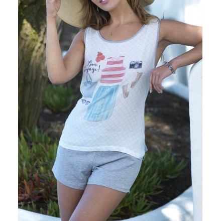 Pyjashort FRIVOLE BY REGENCE LILI