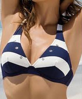 Haut de maillot de bain armature triangle ANTIGEL LA MASTER CLASSE