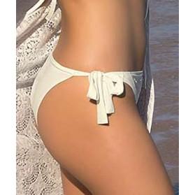 Slip de bain bikini LISE CHARMEL MACRAME BOHEME BOHEME NATUREL