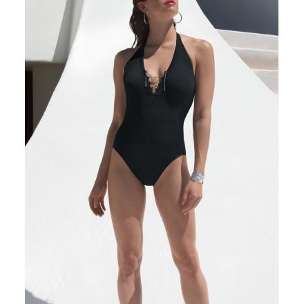 Maillot de bain une piece nageur seduction LISE CHARMEL TRESSES BIJOUX