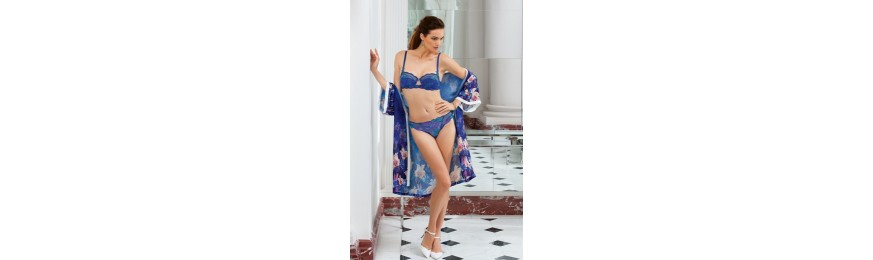 -60% COLLECTION LISE CHARMEL SONATE EN BLEU SONATE INDIGO
