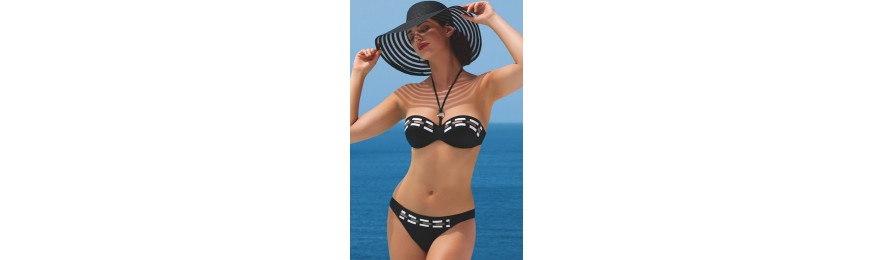 - 50 % COLLECTION LISE CHARMEL TRANSAT FASHION TRANSAT NOIR