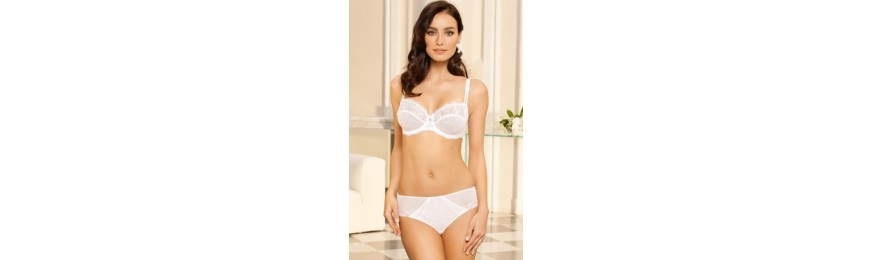 -40% COLLECTION EPRISE DE LISE CHARMEL POESIE BOHEME BLANC