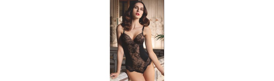 COLLECTION EPRISE DE LISE CHARMEL SECRET VEDA NOIR