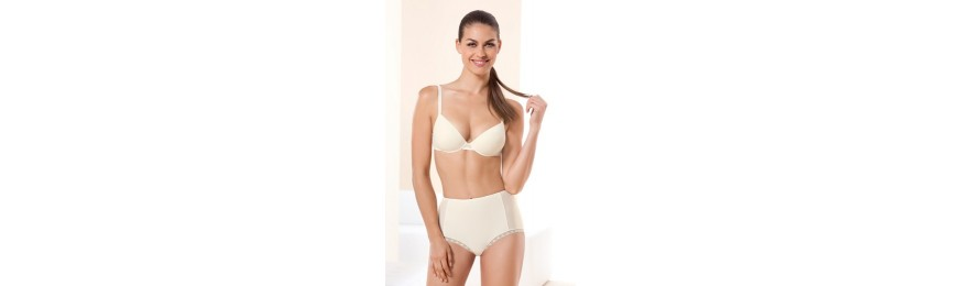 COLLECTION EPURE DE LISE CHARMEL SATIN SEDUCTION ECRU NACRE