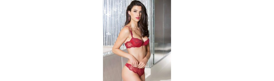 -50% COLLECTION LISE CHARMEL LOVE FANTASME LOVE POURPRE