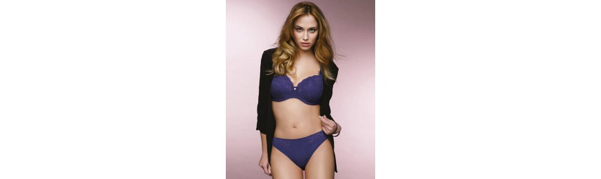 -60% COLLECTION ANTINEA DE LISE CHARMEL ATTRACTION DECO BLEU