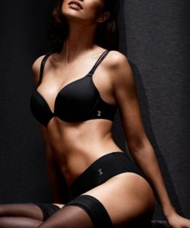 COLLECTION IMPLICITE DE SIMONE PERELE TOUCH ME NOIR