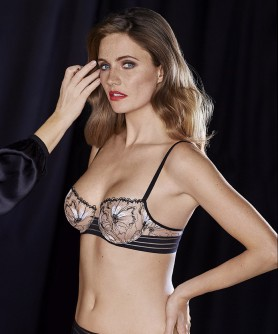 -40% COLLECTION SIMONE PERELE JAIPUR NOIR