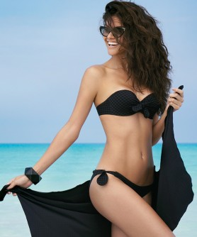 -50% COLLECTION ANTIGEL DE LISE CHARMEL LA DESIGN PLAGE NOIR