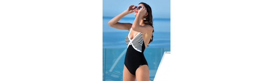 -50% COLLECTION LISE CHARMEL NEW CROISIERE BLANC NOIR
