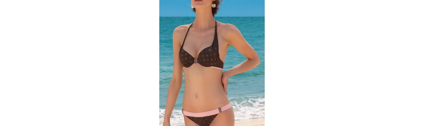 -50% COLLECTION LISE CHARMEL SIMPLEMENT BEACH JAVA ROSE