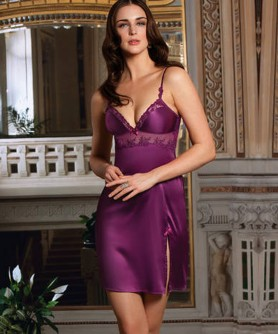 -60% COLLECTION LISE CHARMEL PLAISIR GUIPURE DAHLIA PERSE