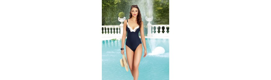 -50% COLLECTION LISE CHARMEL FUGUE OCEANE FUGUE BLEU
