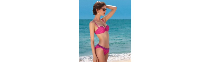 -50% COLLECTION LISE CHARMEL SIMPLEMENT BEACH FRAMBOISE VIOLET