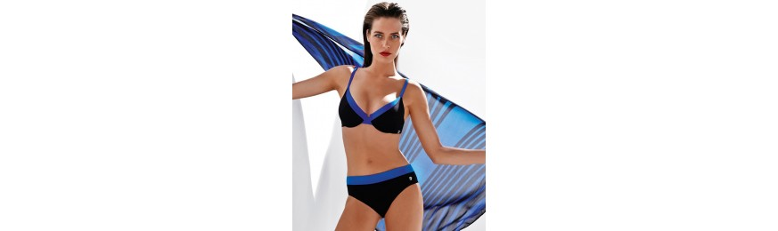 -50% COLLECTION SIMONE PERELE FUNAMBULE NOIR BLEU