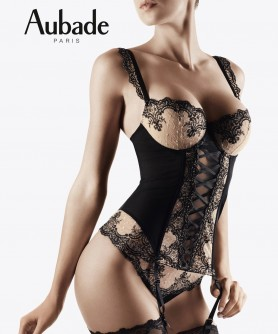 -50% COLLECTION AUBADE PASSION NOCTURNE NOIR CHARNEL