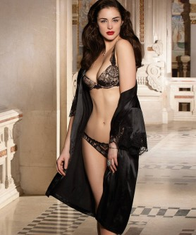 -50% COLLECTION LISE CHARMEL MAGIE VEDA NOIR