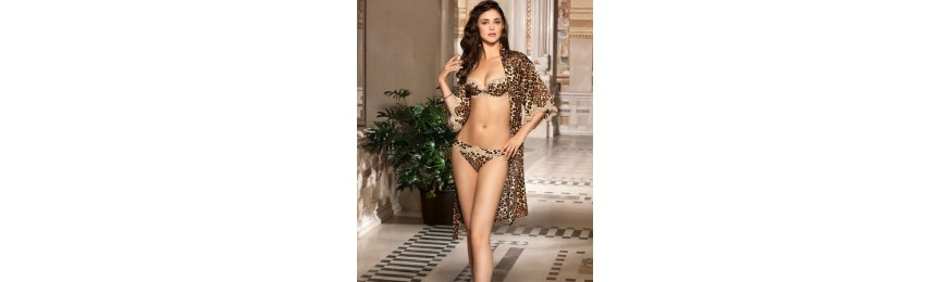 -60% COLLECTION LISE CHARMEL PANTHERE SHAKTI WILD SHAKTI
