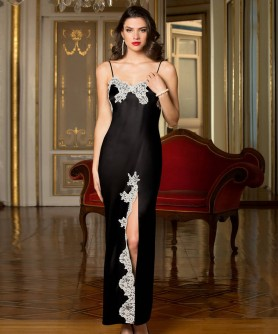 COLLECTION LISE CHARMEL SPLENDEUR SOIE NOIR